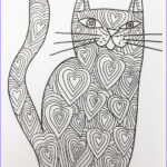Cat Coloring Books Unique Photos Adult Coloring Book Reviews For All Ages