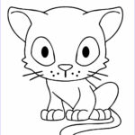 Cat Coloring Pictures Beautiful Photos Free Printable Cat Coloring Pages For Kids