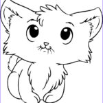 Cat Coloring Pictures Luxury Photos Kitten Coloring Pages Best Coloring Pages For Kids