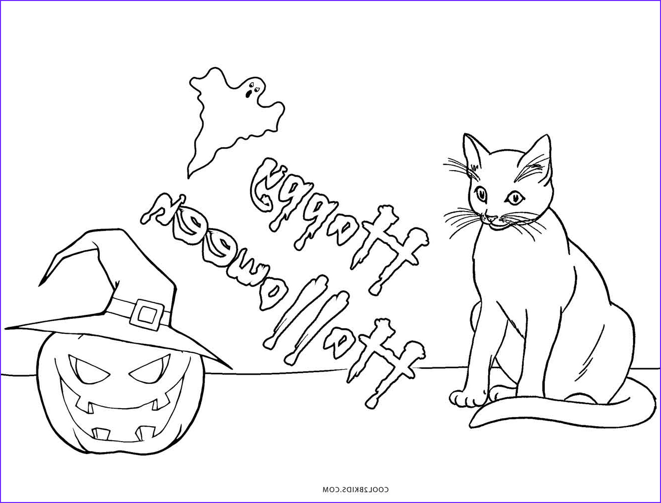 Cat Coloring Pictures Unique Photos Free Printable Cat Coloring Pages for Kids
