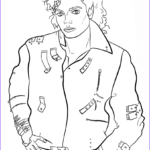 Celebrity Coloring Book Inspirational Collection Michael Jackson Celebrity Coloring Pages Printable