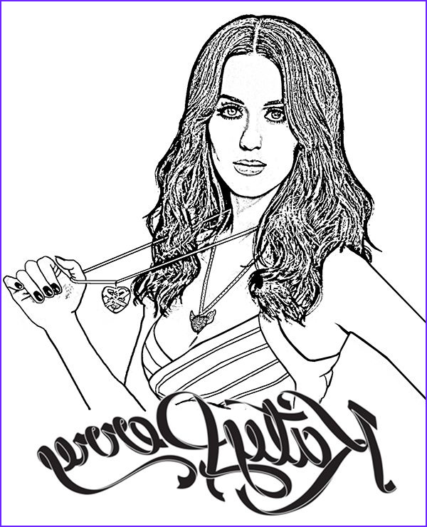 celebrities coloring pages