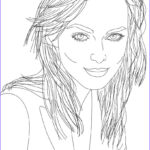 Celebrity Coloring Book Unique Image Miss Keira Knightley Coloring Pages Hellokids