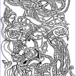 Celtic Coloring Book Awesome Photography Celtic Symbol Coloring Pages Hellokids