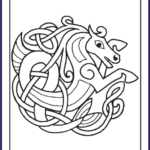 Celtic Coloring Book Awesome Photos 90 Celtic Coloring Pages Irish Scottish Gaelic