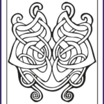 Celtic Coloring Book Cool Photography 90 Celtic Coloring Pages Irish Scottish Gaelic