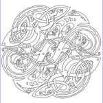 Celtic Coloring Book Luxury Photography Celtic Vector Colouring Book By Ikue On Deviantart