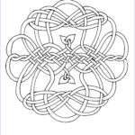Celtic Coloring Book Luxury Photos Celtic Coloring Circle I By Artistfire On Deviantart