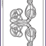 Celtic Coloring Book New Image 90 Celtic Coloring Pages Irish Scottish Gaelic