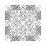Celtic Coloring Book New Stock Original Coloring Books For Adults – Art Of Foxvox