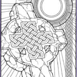 Celtic Coloring Pages Awesome Photography 94 Best Celtic Coloring Pages For Adults Images On