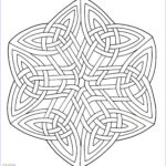 Celtic Coloring Pages Awesome Photos Celtic Knotwork Coloring Page