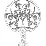 Celtic Coloring Pages Beautiful Image Celtic Coloring Pages Best Coloring Pages For Kids