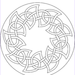 Celtic Coloring Pages Beautiful Photography Celtic Pattern Coloring Page