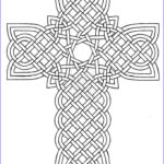 Celtic Coloring Pages Beautiful Photos Coloring Pages Crosses Designs