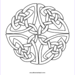 Celtic Coloring Pages Cool Gallery Mandala Monday More Free Celtic Mandalas To Color
