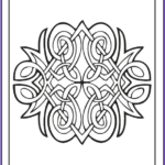 Celtic Coloring Pages Cool Photos 90 Celtic Coloring Pages Irish Scottish Gaelic