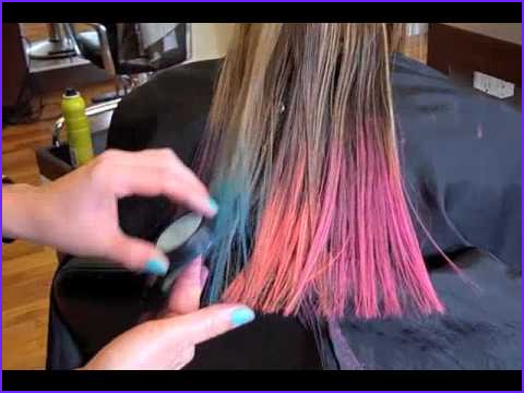 Chalk Coloring Luxury Photography Color Bug Hair Chalk