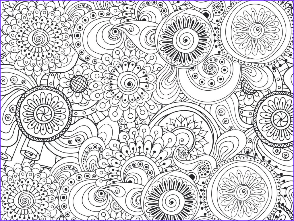 Challenging Coloring Pages for Adults Luxury Photos