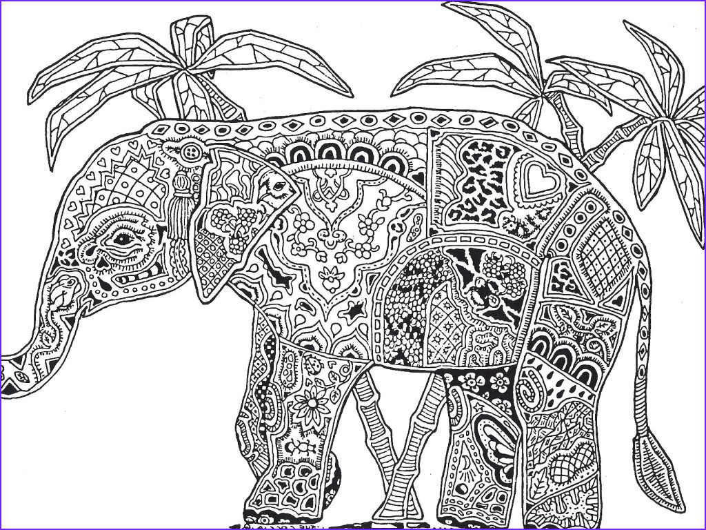 Challenging Coloring Pages for Adults New Images Coloriage Anti Stress Cp