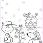 Charlie Brown Coloring Pages Luxury Image Charlie Brown Christmas Coloring Page