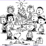 Charlie Brown Coloring Pages New Images Free Printable Charlie Brown Christmas Coloring Pages For