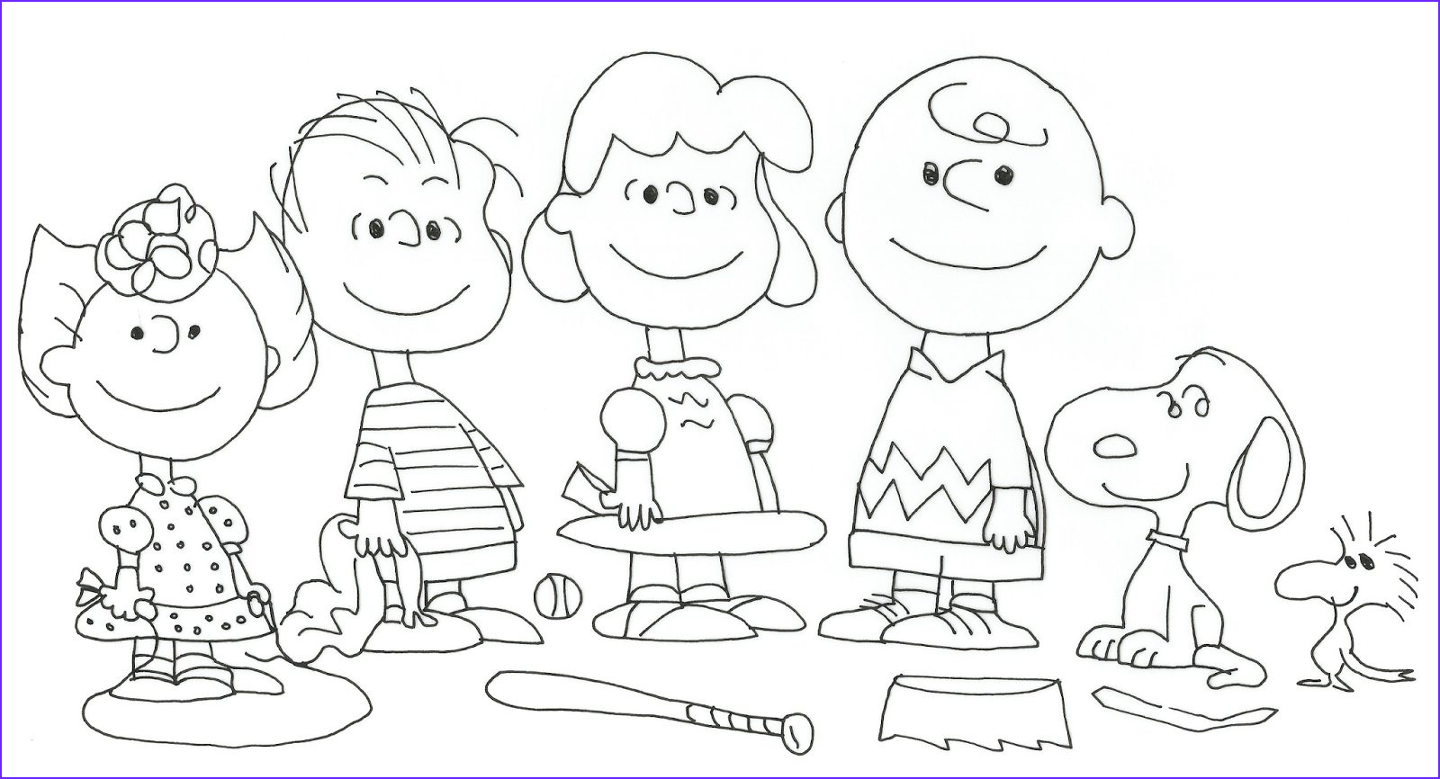 Charlie Brown Coloring Pages New Photography Free Charlie Brown Snoopy and Peanuts Coloring Pages