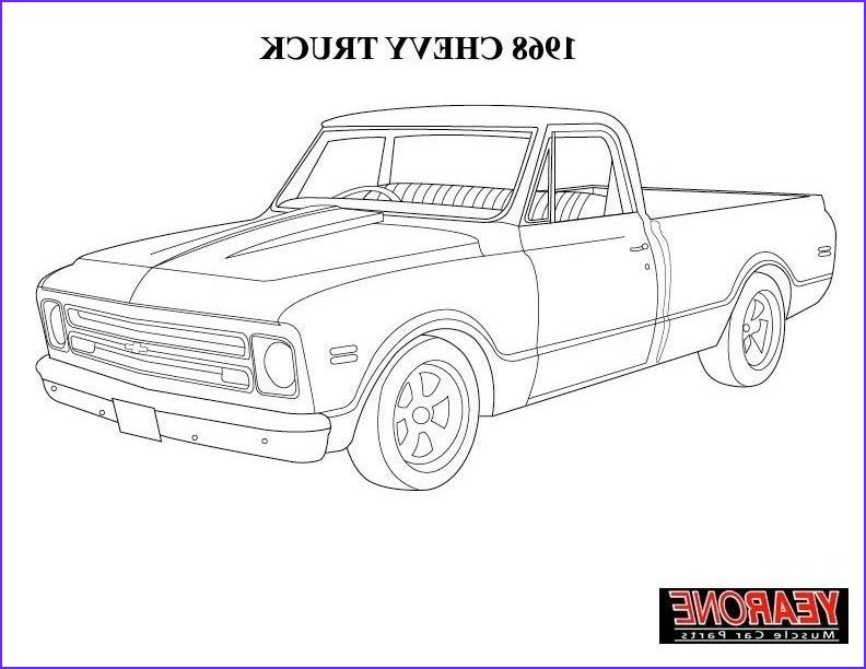 Chevy Coloring Pages New Photos Chevrolet Vehicles Drivin It Home
