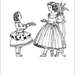Child Coloring Pages Beautiful Photos Children In Costume History 1850 60 Mid Victorian