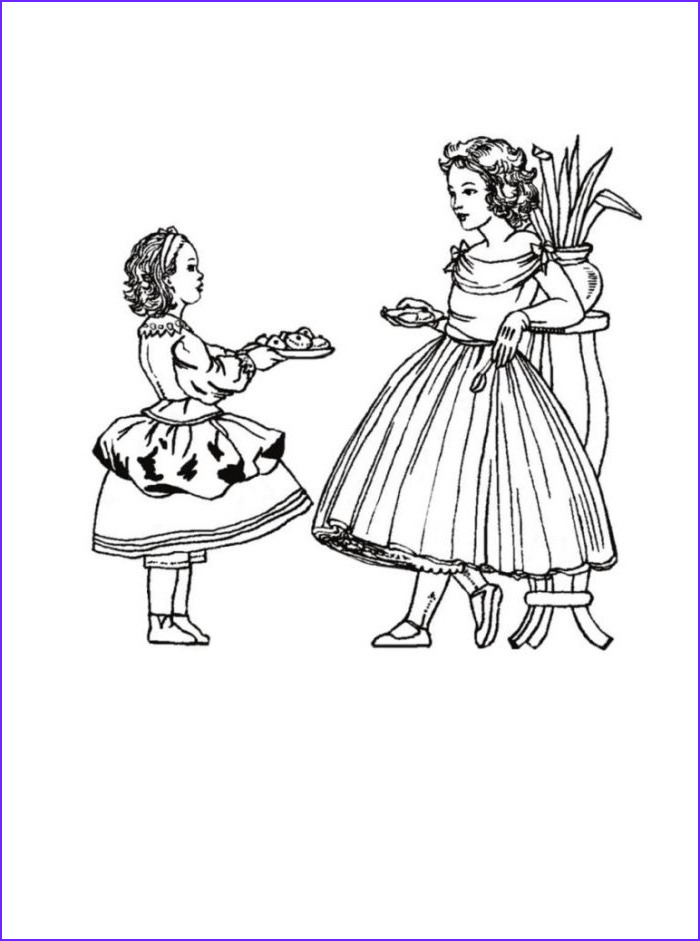 1850 1860 girls costume pictures