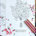 Children Coloring Books Awesome Photos Easy Printables To Keep Kids Busy At The Reception