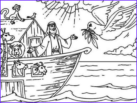 Children's Church Coloring Pages Beautiful Photos 43 Noah Coloring Pages the Story Noah Coloring Pages