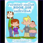 Childrens Coloring Book New Gallery The Satanic Children's Big Book Of Activities The