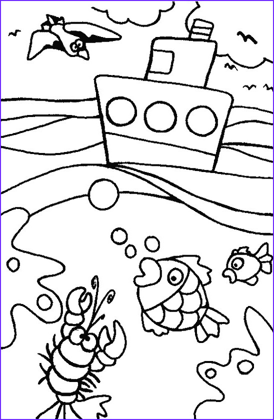 Childrens Coloring Books Luxury Stock Summer Coloring Pages for Kids
