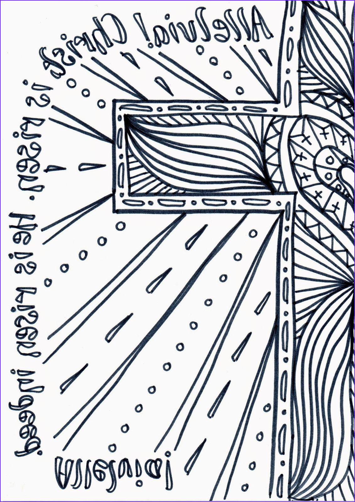 Childrens Coloring Pages New Image Flame Creative Children S Ministry Reflective Colouring