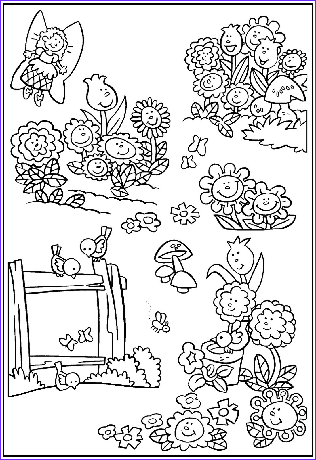 Childrens Printable Coloring Pages Awesome Photography Gardening Coloring Pages Best Coloring Pages for Kids