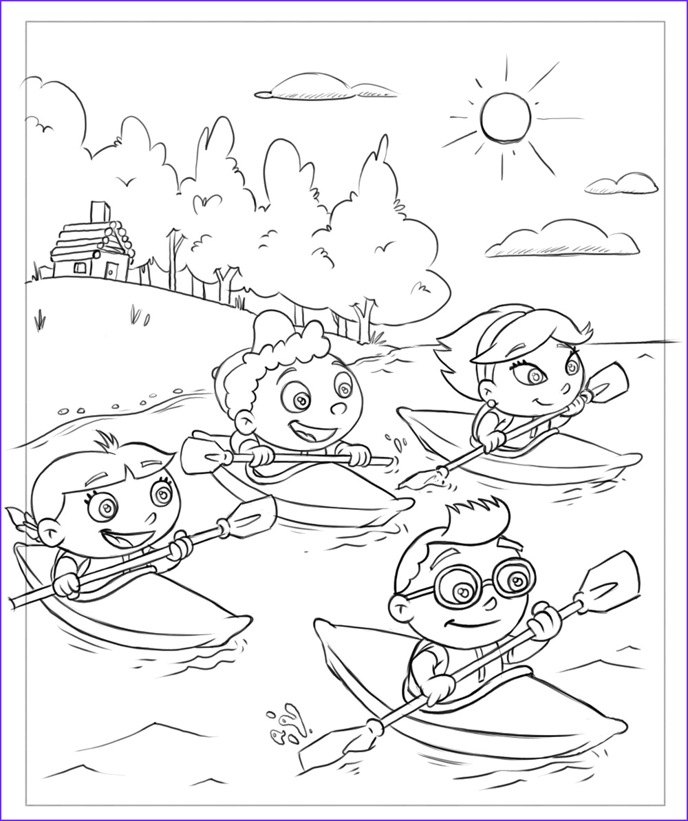 Childrens Printable Coloring Pages Awesome Photos Free Printable Little Einsteins Coloring Pages Get Ready