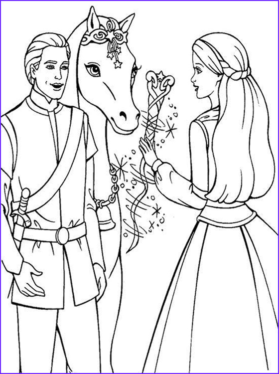 Childrens Printable Coloring Pages New Photos Kids Page Barbie Coloring Pages for Childrens
