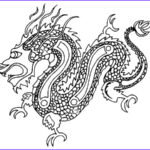 Chinese Dragon Coloring Pages Luxury Collection Chinese Dragon