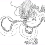 Chinese Dragon Coloring Pages Luxury Photos Free Printable Chinese Dragon Coloring Pages For Kids