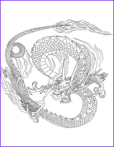 Chinese Dragon Coloring Pages Unique Photography Chinese Dragon Coloring Page