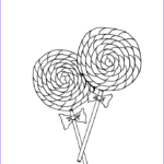 Chocolate Coloring Beautiful Gallery Chocolate And Sweets Coloring Page Twisty Noodle