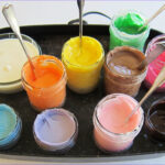 Chocolate Coloring Beautiful Photography How To Color White Chocolate And Candy Melts To Paint