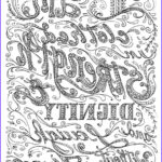 Christian Adult Coloring Books Cool Images Religious Quotes Coloring Pages Adult Quotesgram