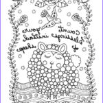 Christian Coloring Books For Adults Cool Gallery Printable Coloring Page Count Sheep Christian Art Girls Room