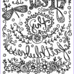 Christian Coloring Books For Adults Inspirational Image 23 Best Adult Coloring Pages Scriptures & Faith Images