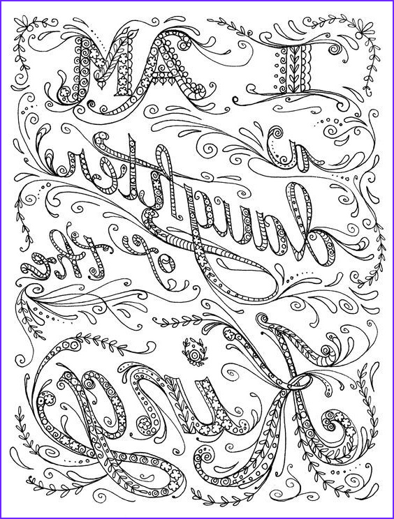 Christian Coloring Pages for Adults Beautiful Stock Christian Coloring Pages Christian Adult Coloring Pages