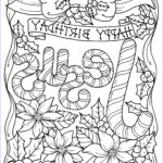Christian Coloring Pages For Adults Best Of Photos 5 Pages Christmas Coloring Christian Religious Scripture