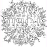 Christian Coloring Pages For Adults Luxury Gallery Colouring In Page