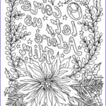 Christian Coloring Pages For Adults Luxury Photos Christian Christmas Coloring Page Adult Coloring Books Art